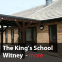 The design and construction of The King's School a new primary school in Witney